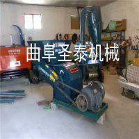 自动进料锤片式饲料粉碎机 大型玉米秸秆自动进料粉碎机 优质服务