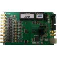 高精度以太网GPS同步数据采集卡 8路24位105KS 4路DA 8路DI 8路DO