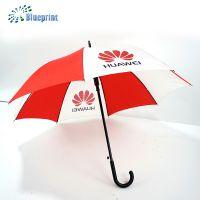深圳雨伞厂家批发定制23寸直杆铁广告伞自动开礼品长柄伞印logo