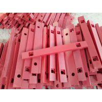 烁兴橡塑生产输送机械耐磨条 高分子大C护条 聚乙烯衬条