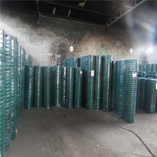 涂塑焊接网 苗木圈地网 种植场荷兰网