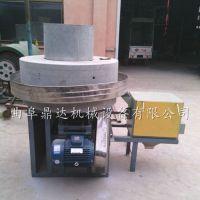 电动石磨面粉机参数 石头磨面机 鼎达农业机械