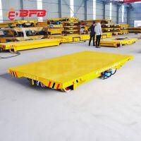 河南郑州蓄电池一般采用铅酸蓄电池 轨道平板小车搬运设备 KPX系列平板车