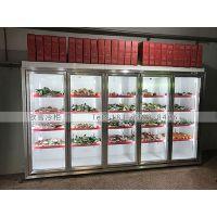 江苏超市用的冷冻展示柜一米八的多少钱