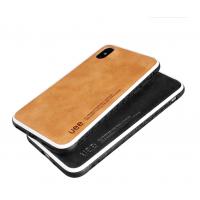新款 苹果复古商务i8X真皮男款iphone7防滑后壳6s套防摔6Plus手机皮套