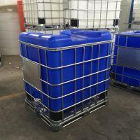 厂家供应PE塑料大水桶 带铁框PE吨桶ibc塑料集装桶