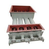 专供冶金业非标管式螺旋输送机设备厂家