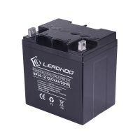 12V24AH立式铅酸蓄电池 应急灯/安防/交通等专用