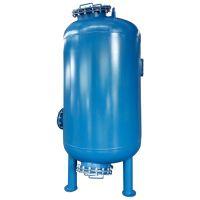 KQ-JX-1200型 D1200*1500 碳钢内衬丁基橡胶过滤器罐体