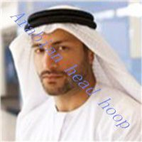 阿拉伯头箍 Arab head hoop 阿拉伯头巾专用头箍