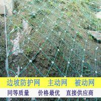 自然灾害安全网 主动防护网 边坡绿化网 工厂直销