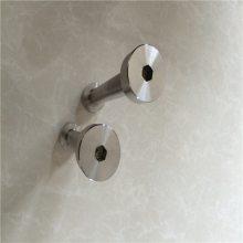 新云 304不锈钢玻璃固定螺钉/不锈钢广告钉/亚克力实心广告钉