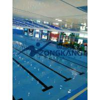 广东泳池设备安装价格/深圳泳馆半标池50*25/广州纵康恒温过滤水处理设备价格