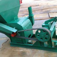 柴油式秸秆粉碎机 喂牛饲料粉碎机