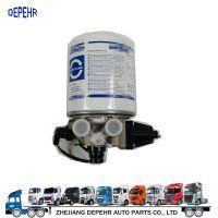 浙江德沛供欧系重型商用车制动系配件曼达夫依维柯压缩空气干燥筒总成4324101020/1505967