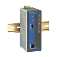 IMC-101G MOXA 千兆 工业级 光电转换器