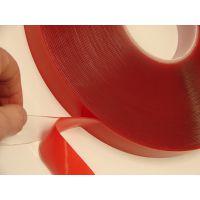 SJ透明软双面胶 加粘果冻透明双面胶贴厂家-盛杰橡塑