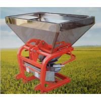 呼和浩特大容积生物有机肥单轮撒肥机撒播机产品说明