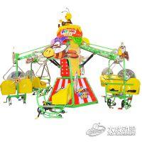 飞行吧蜜蜂 大型户外游艺设备 儿童户外游戏设施 旋转游乐设备