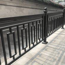 深圳热镀锌围栏 广州烤漆围墙护栏厂 中山烤漆围栏