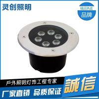 青海玉树经济耐用LED地埋灯传递光明,辉映世界推荐灵创照明