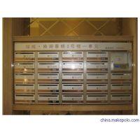 供应安徽电子信报箱,芜湖小区不锈钢信奶箱厂家