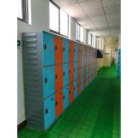 广东地区ABS全塑更衣柜全网直销,比铁皮柜更加耐用