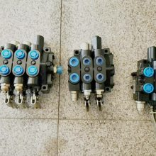 拖拉机分配器,东方红拖拉机液压阀,东风拖拉机多路阀DF带浮动