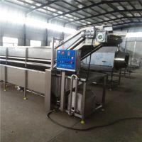 水浴式隧道解冻机 猪肉猪蹄鲅鱼专业化冻 不锈钢网袋解冻设备