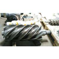 供应苏州空压机螺杆修复厂家 空压机螺杆转子磨损修复 认准专业厂家勤之邦