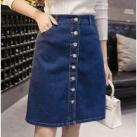 便宜女装牛仔短裙 牛仔半身裙 刺绣牛仔半身裙 韩版牛仔半身裙 新款牛仔裙