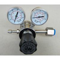 长期供应供双级不锈钢减压器 高压减压器 出口压力0-10MPA