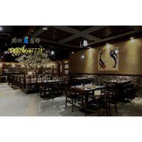合肥西餐厅日本料理店装修,活在您身边的异域风情
