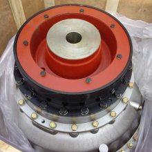 新乡金田液力YOXVS型加长后辅腔限矩型液力偶合器YOX液力偶合器联轴器油葫芦