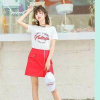 女装折扣店货源女装品牌miss li18年夏装库存尾货批发广州货源