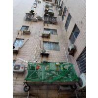 广州力争装饰公司为您提供外墙落水管安装、维修等高空作业工程