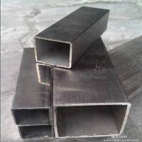 201不锈钢矩形管38*0.6*0.7*0.9mm不锈钢圆管