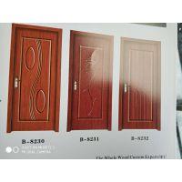 厂家制作实木复合门高清图册