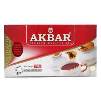 AKBAR阿客巴 高山锡兰红茶 200g(2g*100) 盒斯里兰卡进口茶