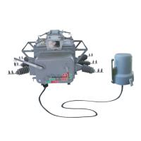 宝高电器BGZ10KV带相序判断智能高压真空断路器ZW20-12
