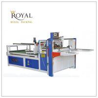 厂家直供纸箱粘箱机 纸箱生产设备 半自动粘箱机 纸箱包装机械