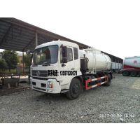 东风天锦SGZ5181GXWDF5污泥运输车