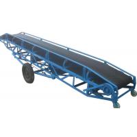 大倾角矿用聚酯输送带|山东耐酸碱皮带|输送带厂家