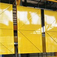 北京爬架网厂家 喷塑外架网 爬架网安装方法