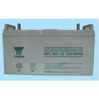 NPL120-12,12V120AH汤浅YUASA阀控式密封蓄电池