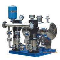 专业定制箱式叠压无负压供水设备郑州沃达WD