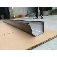 上海科鲁斯k型彩铝天沟屋面排水