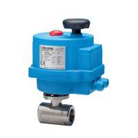 VALPRES意大利进口电动二通卫生电动阀门及进口VALBIA气缸执行器
