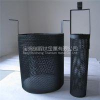 供应污水处理、海水淡化用钛阳极网筒钌铱涂层钛阳极四元五元新配方钛阳极