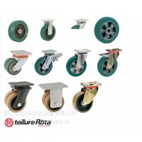 AGV脚轮 意大利Tellure rota品牌 聚氨酯 单轮承载500kg